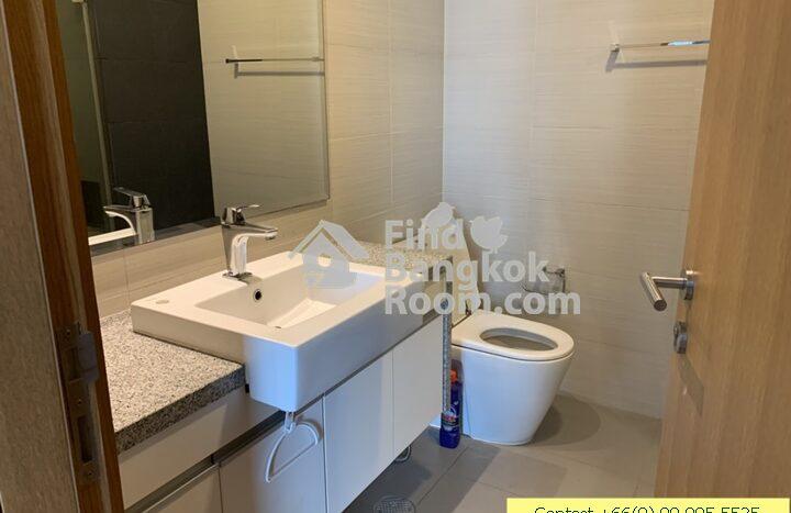 Millennium Residence Asoke Condo Toilet
