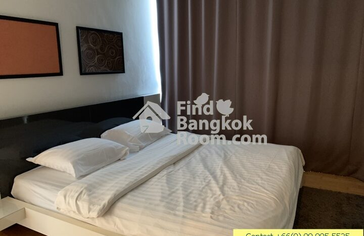 Millennium Residence Asoke Condo Bedroom