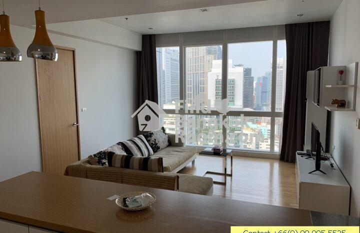 Millennium Residence Asoke Condo Living Room