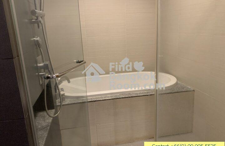 Millennium Residence Asoke Condo Bathroom