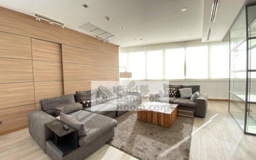Luxury Penthouse Living Room Millennium Residence Asoke